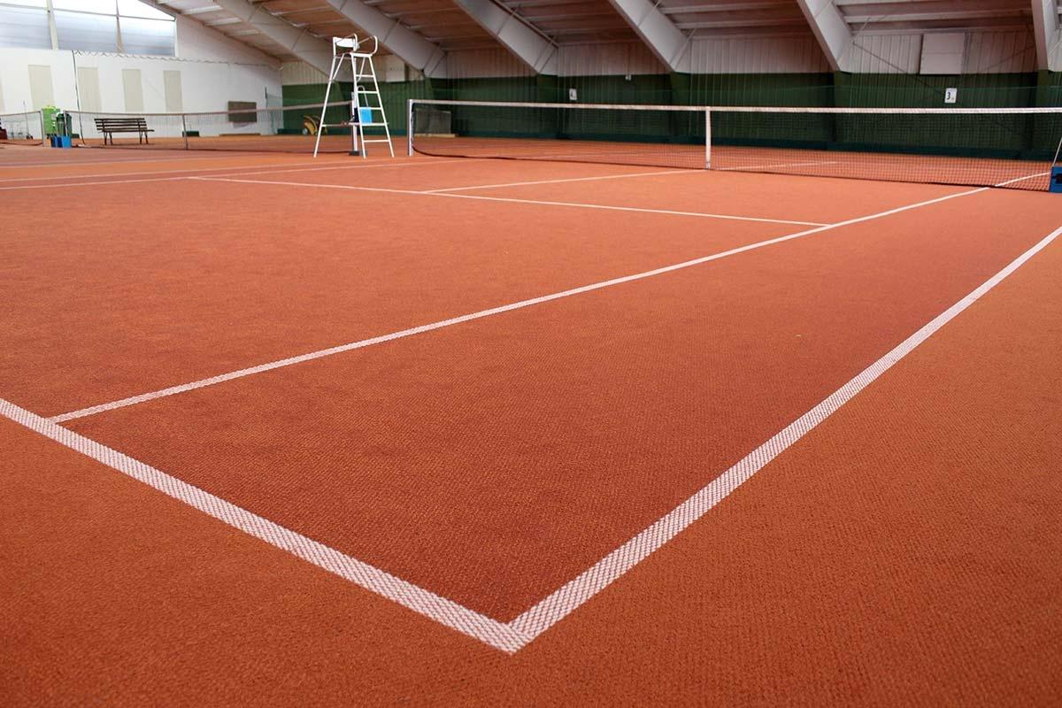 Brixener Tenniswoche im Winter im Vital&Sporthotel Brixen