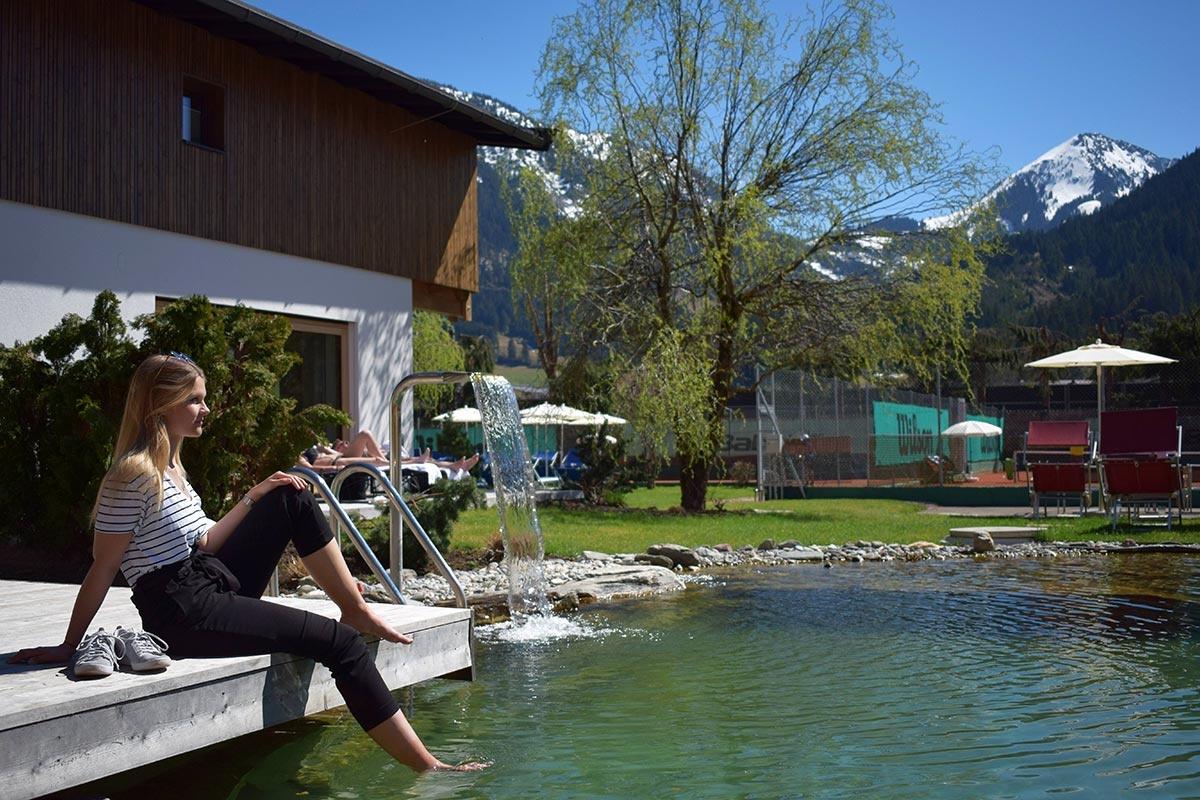 Tennis&Wellness im Sommer im Vital&Sporthotel Brixen