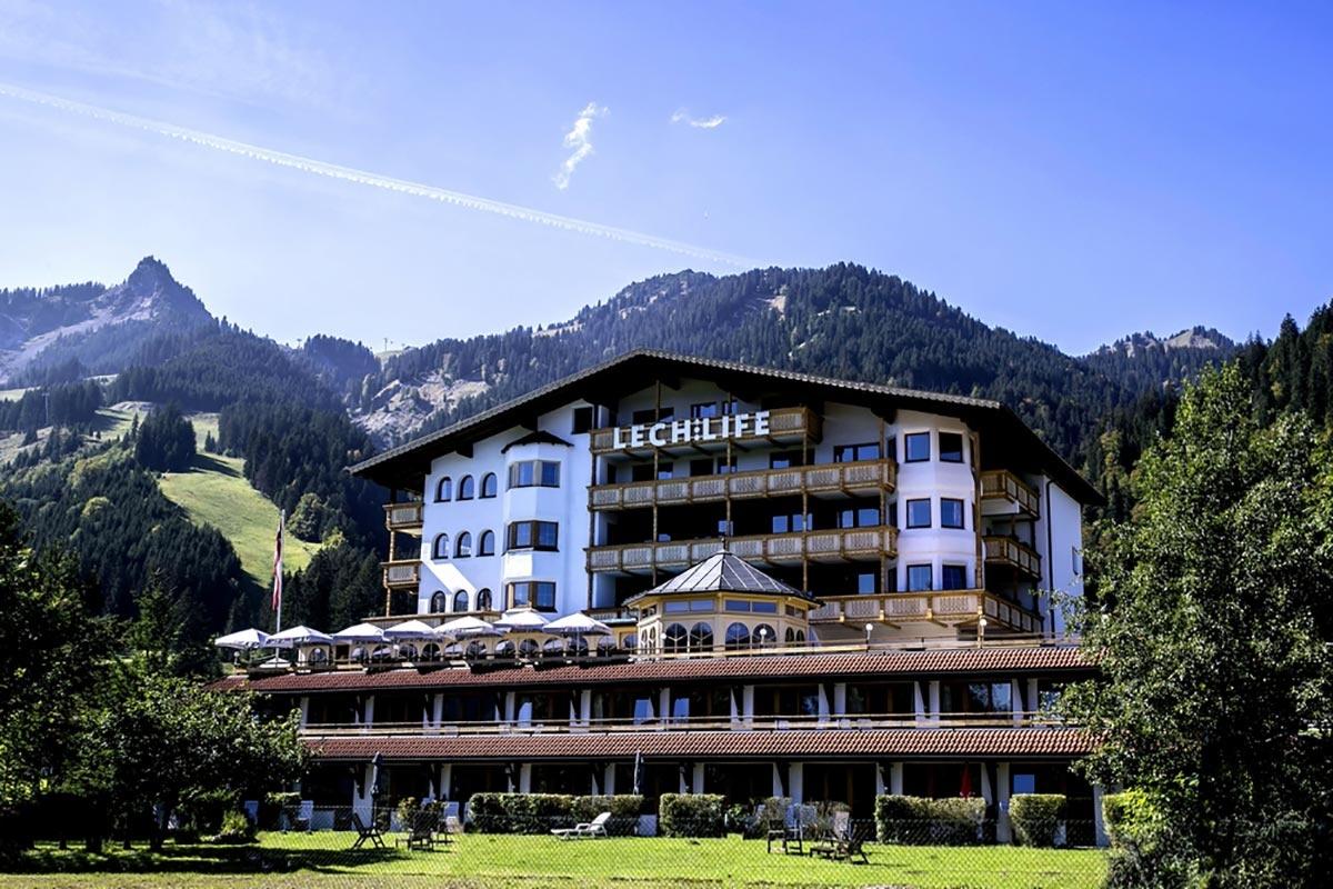 Naturhotel LechLife