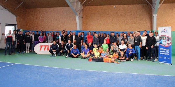 PTR Tennistrainer-Symposium in Reutte