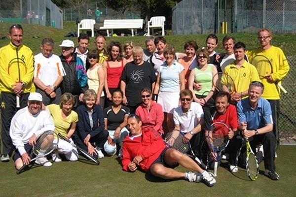"""Tennis-Power-Weekend """"Herbst-Spezial"""" im Schwarzwald"""