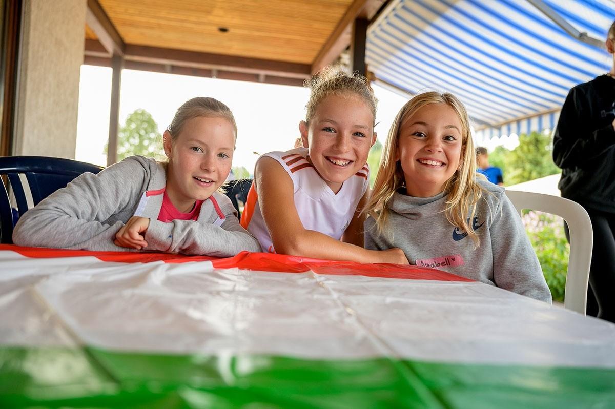 Oster-Sport- und Tenniscamp für Kids am Bodensee