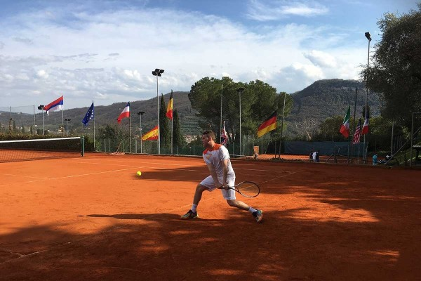 Oster-Tenniscamp mit MS Tennisholiday am Gardasee