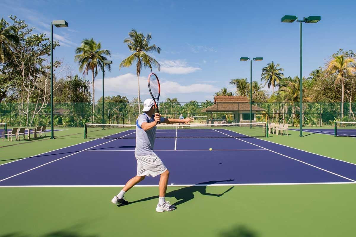 Tenniscamp im ROBINSON Club Khao Lak mit Florian Mayer