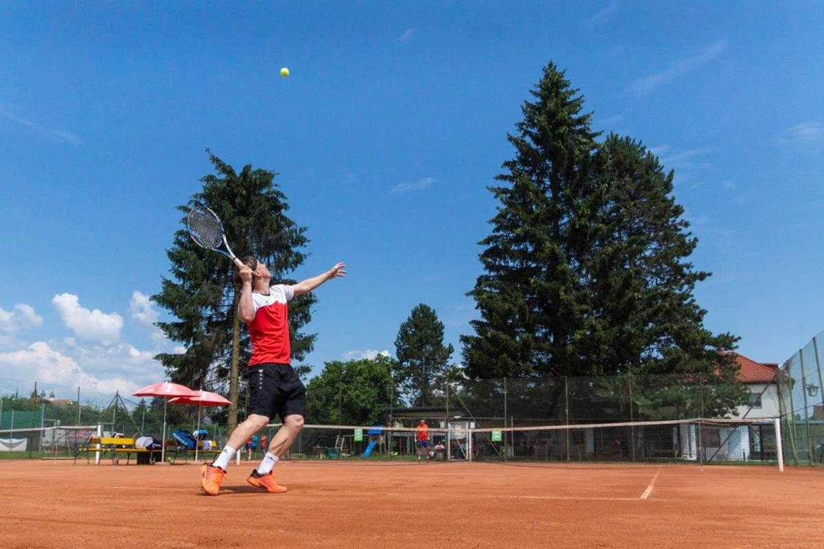 Tennisurlaub im Tenniscenter Stainz