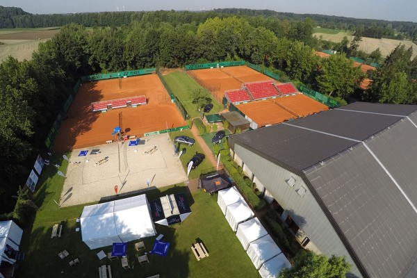 Teremeer Tenniscamp April 2020