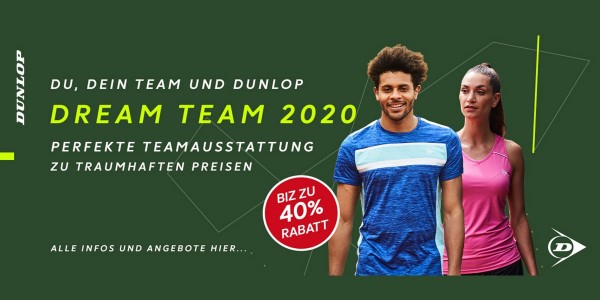 Dunlop Dream Team 2020