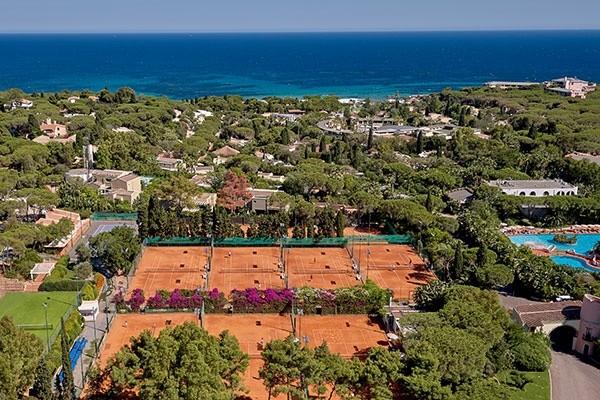 dSportsBase Herbst-Tenniscamp im Forte Village