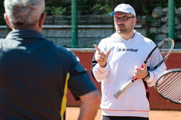 Tenniscamps im September bei Bardolino am Gardasee