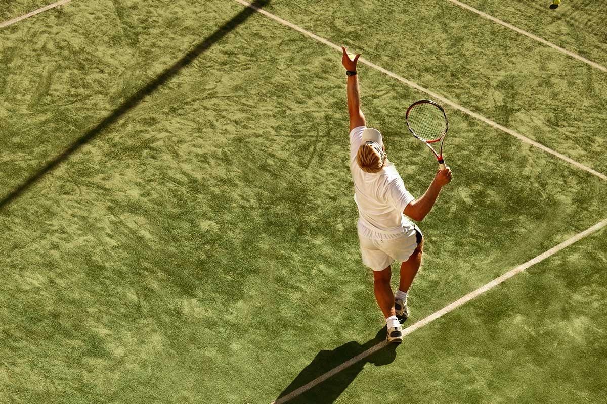 Tenniscamp mit Patrik Kühnen im ROBINSON Jandia Playa