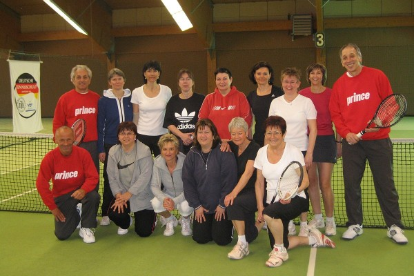 Tennis-Power-Weekend mit TSI Tennis - März 2021
