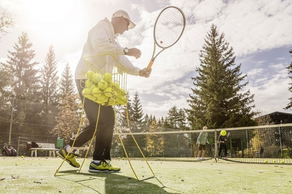 Tennis-Power-Weekend mit TSI Tennis - Mai 2021