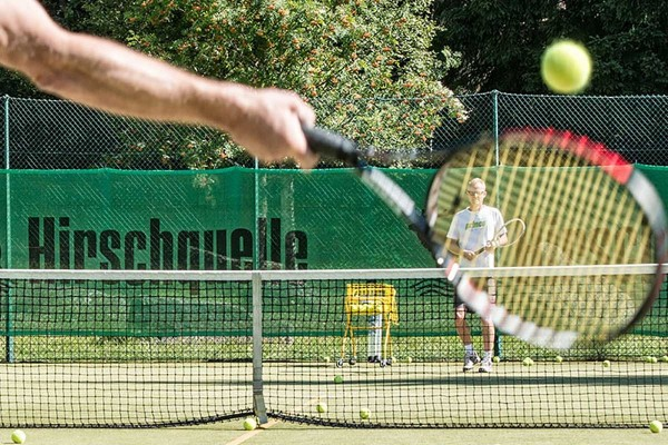Tennis-Power-Weekend mit TSI Tennis - Oktober 2021