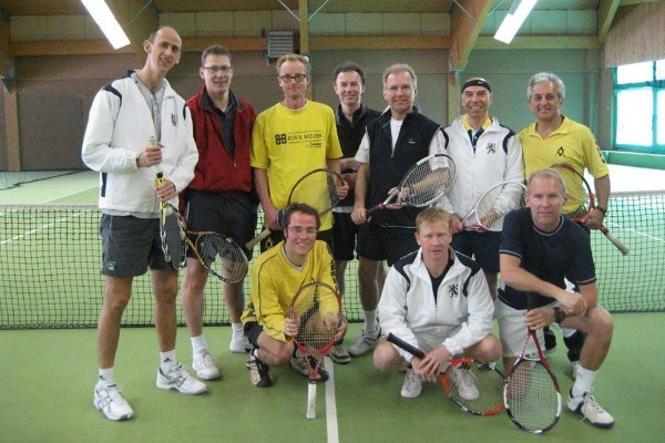 Tennis-Power-Weekend mit TSI Tennis - Dezember 2021