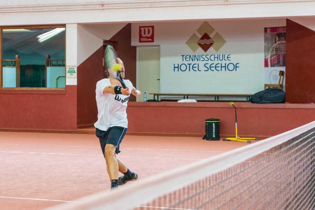 Tennis-Aktiv-Tage im Frühjahr im Tennishotel Seehof