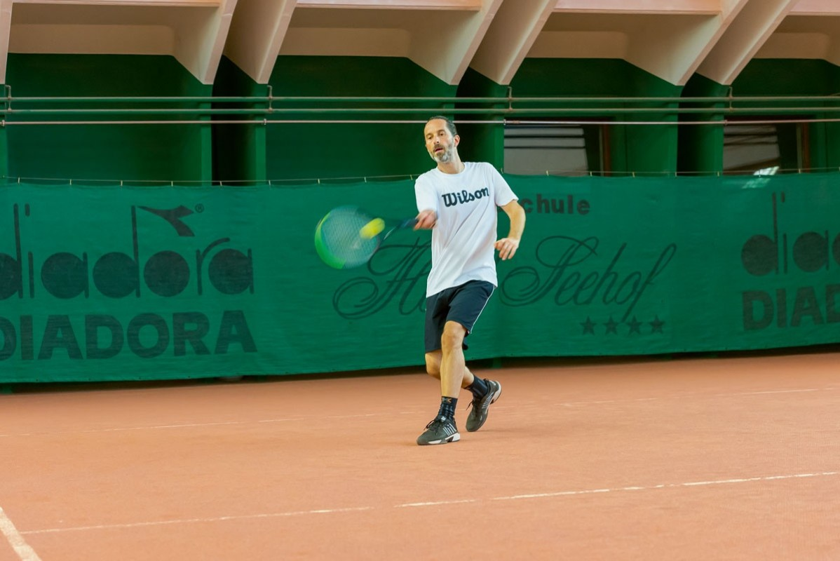 Tennis-Aktiv-Tage im Herbst im Tennishotel Seehof