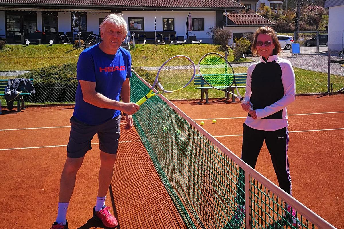 Tennis-Mental-Camp an Pfingsten in Tirol
