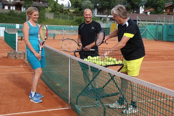 Tennis-Mental-Camp an Pfingsten in Tirol