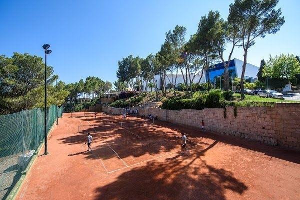 Tenniscamp an Ostern im Osten Mallorcas
