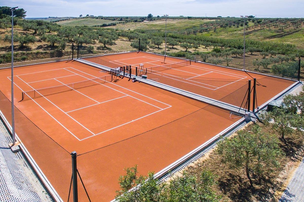 Exklusives Tenniscamp auf Sizilien im Mai