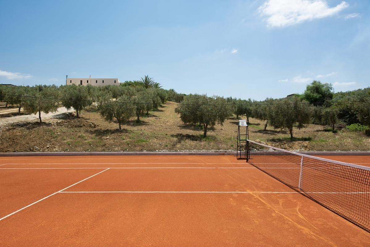 Exklusives Tenniscamp auf Sizilien im September
