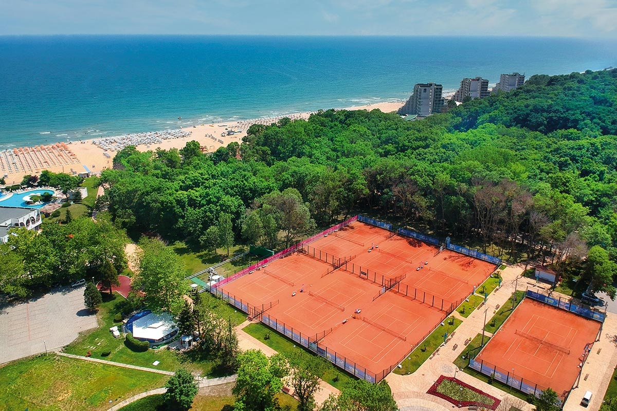 Tennis & Yoga-Package im Albena Resort