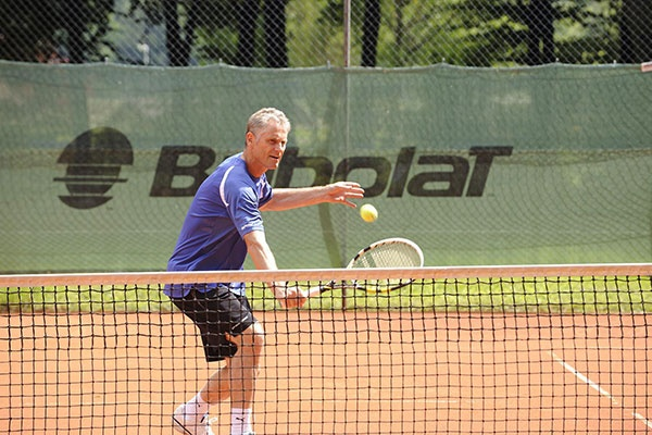 Single-Tenniswoche im Tenniscamp Sepp Baumgartner