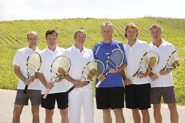 Single-Tenniswoche im September im Tenniscamp Sepp Baumgartn ...