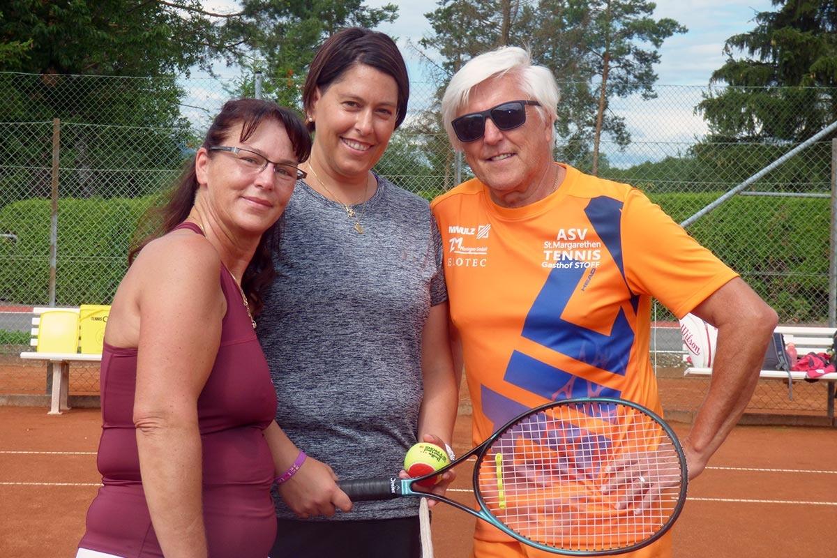 """MATCHBALL Tenniscamp """"Doppel Edition"""" in Kärnten"""