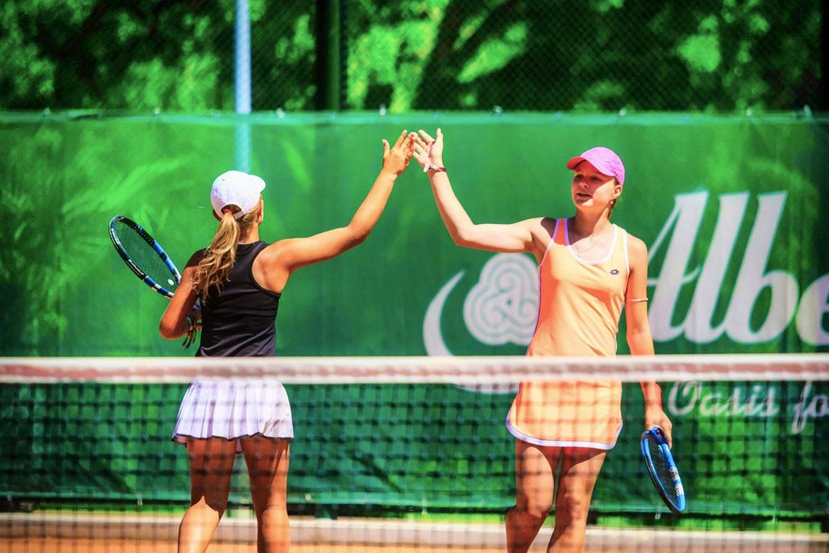 Tennisoffensive im Albena Resort