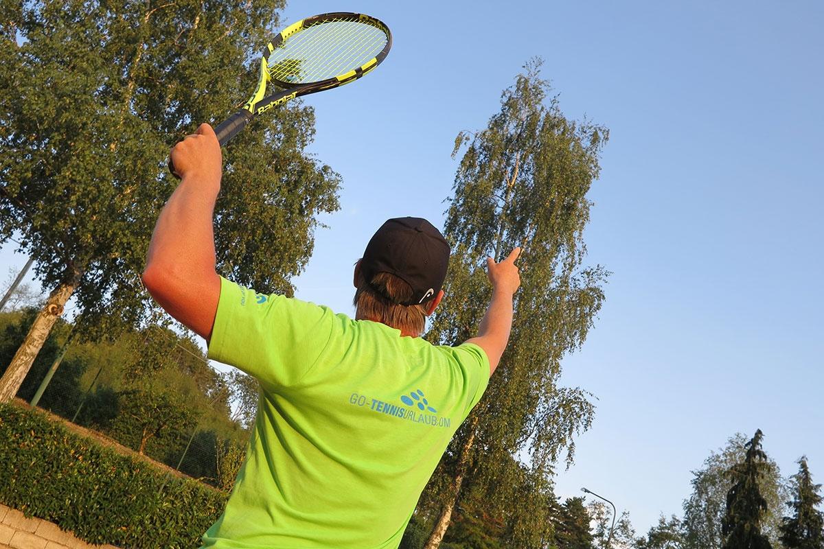 Winter-Tenniscamp auf Teneriffa mit GO Tennisurlaub
