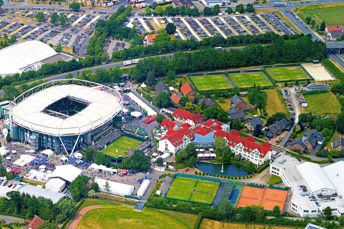 Tennis PUR in Halle in Westfalen